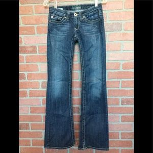 Big Star Jeans sweet low boot 24R (PP29)